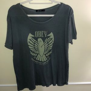 Obey Large Size Tee